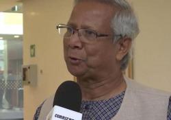Muhammad Yunus commenta la scelta del governo M5S-Lega di assegnare un reddito di cittadinanza