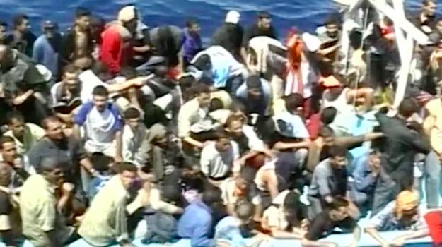 14 migranti, Lampedusa, sbarco, Agrigento, Cronaca