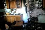 San Cipirello, incendio doloso in una palazzina: si contano i danni, ecco il video