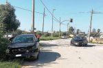Scontro fra due auto a Marsala, ferita una donna incinta