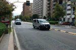 Incidente a Palermo, un mini van travolge un pedone in viale Croce Rossa