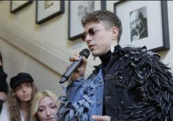 Irama, concerto al «Corriere»: «Giovani» è il mio nuovo disco
