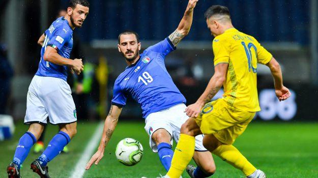 Italia Ucraina, partita della Nazionale, Roberto Mancini, Sicilia, Sport