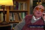 L'invettiva di Andrea Camilleri in tv: «È una fortuna oggi essere ciechi, non vedere le facce di chi semina l'odio»