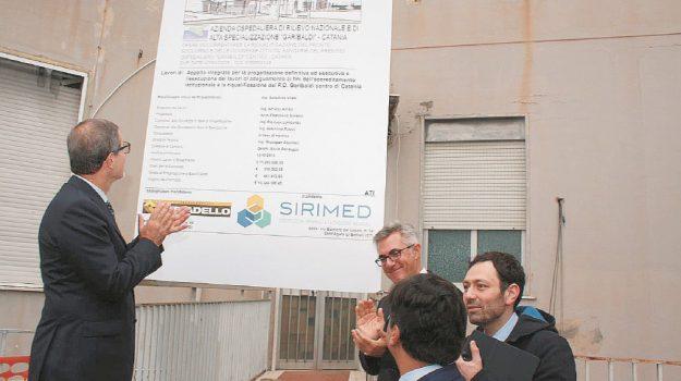 pronto soccorso garibaldi catania, Catania, Economia