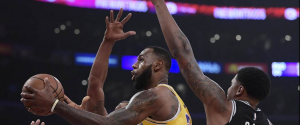 Nba, inizio choc per i Los Angeles Lakers di Lebron James: terza sconfitta di fila