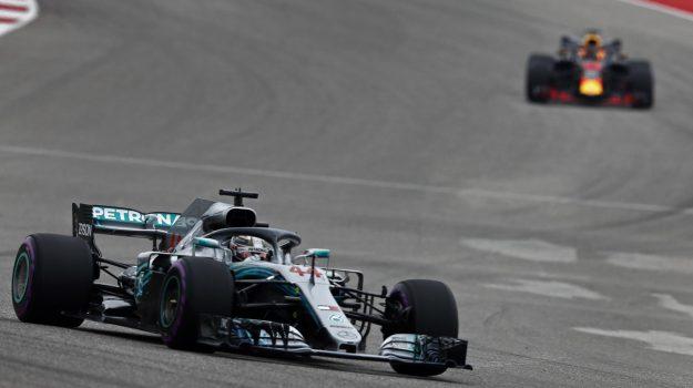 formula 1, gp usa, Kimi Raikkonen, Lewis Hamilton, Sicilia, Sport