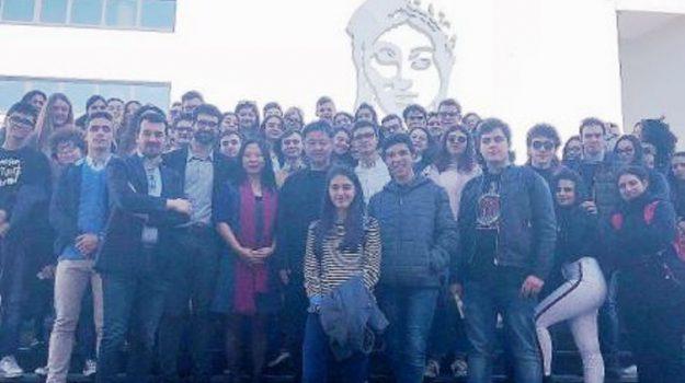 liceo scientifico volta caltanissetta, Caltanissetta, Cronaca