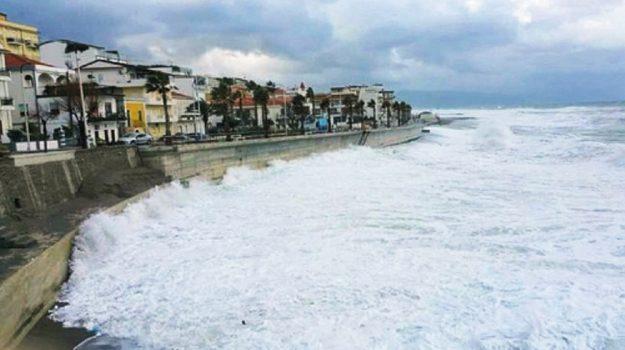 capo d'orlando, lavori, litorale, Messina, Cronaca