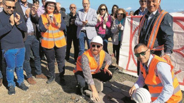lavori lungomare torrenova, Messina, Economia
