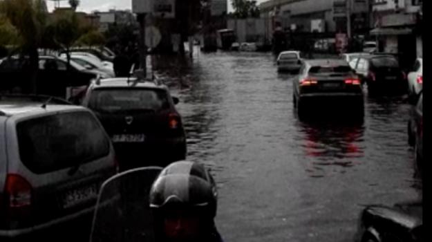 Bomba acqua Catania, Catania, Meteo