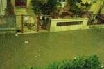 Piove a Palermo, traffico in tilt: allerta meteo per domani, scuole chiuse a Catania e Agrigento