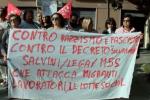 A Palermo manifestazione in sostegno del sindaco di Riace Mimmo Lucano