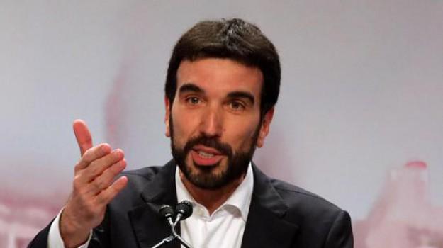 Pd Martina, Maurizio Martina, Sicilia, Politica