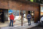 Palermo, abusi edilizi al mercato delle Pulci: scatta una demolizione