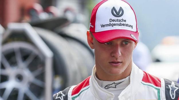 Michael Schumacher, Mick Schumacher, Sicilia, Sport
