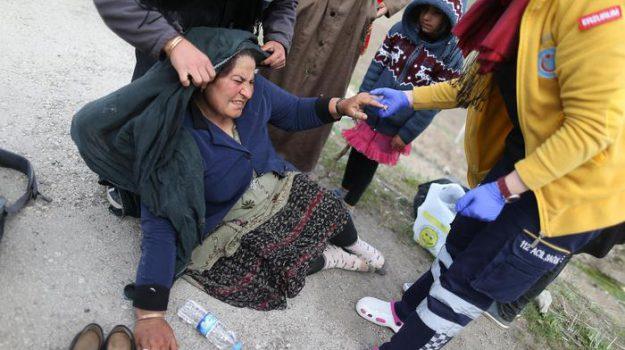 Migranti morti Turchia, Sicilia, Mondo