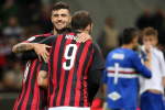 Serie A: il Milan risorge contro la Sampdoria, vince il Frosinone, perde ancora Ventura
