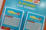 Vincita a Catania, vinto un milione nel quartiere Librino con il MillionDay