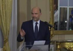 Il commissario Ue a Roma