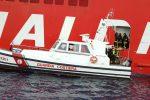 Incendio sulla nave per Livorno, via libera all'approdo a Palermo