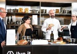 Niko Romito e il laboratorio sul pane