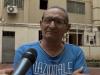 Gli abitanti di piazza della Pace, a Palermo, denunciano il degrado delle case popolari in cui vivono