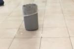 Nubifragio a Palermo, gocce di pioggia anche dentro l'aeroporto