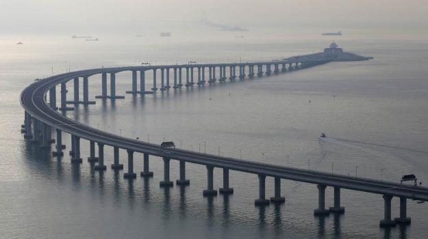 Ponte più lungo del mondo, Sicilia, Mondo