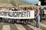 """Allagamenti a Partanna Mondello, la protesta dei cittadini: """"Risolvere il problema"""""""