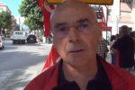 """Palermo, la protesta dei collaboratori scolastici: """"Siamo al collasso"""""""