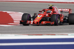 Gp Stati Uniti, vittoria di Raikkonen sulla Ferrari: Hamilton rimanda la festa mondiale