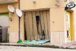 Tentato furto con spaccata a Caltanissetta, auto-ariete contro un'agenzia di scommesse