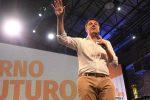 """Renzi alla Leopolda: """"Contro di noi una campagna d'odio in questi mesi"""""""