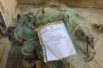 Reti non consentite e motore manomesso, sequestrato un peschereccio a Porto Empedocle