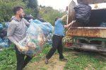 Parco archeologico di Segesta, rimossi i rifiuti della discarica abusiva