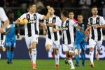 La Juve soffre ad Empoli, poi ci pensa Cristiano Ronaldo: doppietta per il portoghese