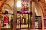Furto al cinema Rouge et Noir di Palermo, sfondata una vetrina