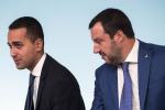 """Frattura Lega-M5s su inceneritori in Campania, Salvini: """"Li faremo"""". Di Maio: """"Crea tensioni"""""""