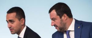 """Salvini liquida Di Maio: """"Quali nazisti, pensi a lavorare"""". La replica: """"È nervosetto"""""""