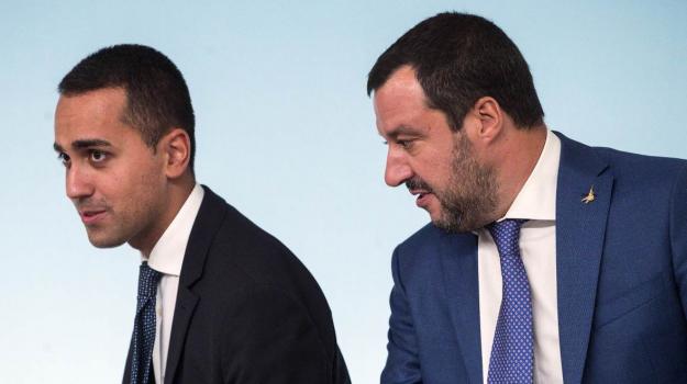 Luigi Di Maio, Matteo Salvini, Sergio Mattarella, Sicilia, Politica