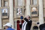 Romero e Paolo VI sono santi, Papa Francesco ha pronunciato formula di canonizzazione