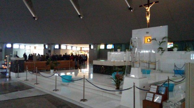 allerta arancione, Santuario Madonna delle Lacrime Siracusa, stato di calamità a Siracusa, Siracusa, Cronaca