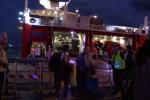 """Incendio sulla nave Palermo-Livorno, finita l'odissea: """"Tanta paura, poteva finire peggio"""""""