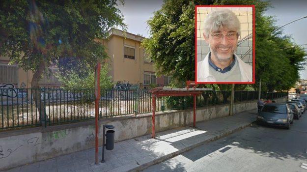 festa accoglienza, migranti a scuola, Leoluca Orlando, Riccardo Ganazzoli, Palermo, Cronaca