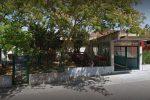 L'ingresso della scuola dell'infanzia «Ferrante Aporti» di Alcamo