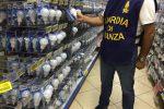 Sequestrate 4300 lampade contraffatte a Riposto, denunciato un imprenditore cinese
