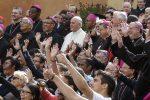 Papa Francesco al sinodo dei giovani