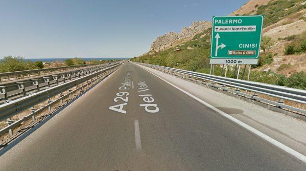 autostrada palermo-mazara del vallo, maltempo palermo, scirocco palermo, Palermo, Cronaca
