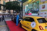 Partita da Palermo l'edizione 2018 della Targa Florio Classica: le immagini del via